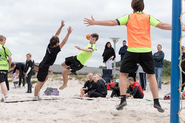 Beach Handball Tronholmen 180616