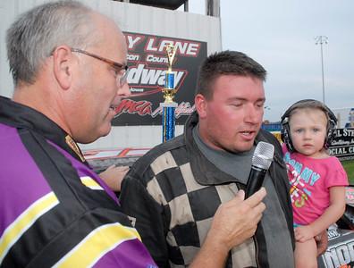Benton County Speedway, 2016, August 28