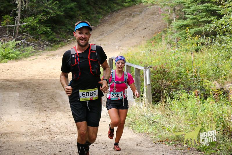 Ultra-Trail Harricana - UTHC - 2016