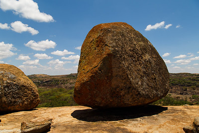 Summit Boulders, Matobo National Park, Zimbabwe