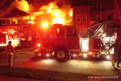 Binghamton House Fire ~ 162 Henry Street