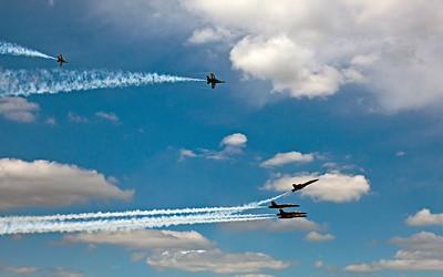 Blue Angels Practice NAS Pensacola FL_1528