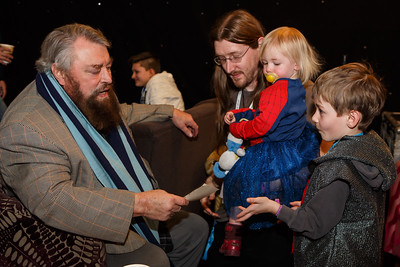 BrianBlessed