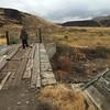 0521 Lester checking bridge stability