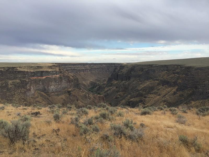 0331 Bruneau River Canyon