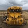 0562 a bus but no road