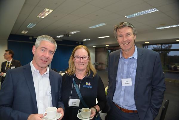 Business Network Breakfast October 2016