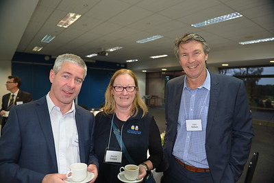 Business Network Breakfast October 2016