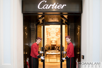 CARTIER SF: HOLIDAY PARTY