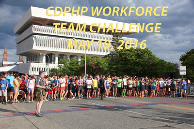 CDPHP Workforce Team Challenge