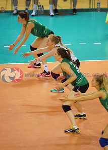Northern Ireland 3 v 0 Iceland (8, 13, 6), Women's 2017 CEV Volleyball European Championship (Small Countries Division), d'Coque, Luxembourg, Sun 26 Jun 2016.  © Michael McConville   http://www.volleyballphotos.co.uk/2016/CEVFIVB/20160624-scd-championships/20160626-NIR-ISL