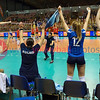 Scotland 3 v 1 Luxembourg (25-23, 16-25, 25-23, 25-20), Women's 2017 CEV Volleyball European Championship (Small Countries Division), d'Coque, Luxembourg, Sun 26 Jun 2016.  © Michael McConville   http://www.volleyballphotos.co.uk/2016/CEVFIVB/20160624-scd-championships/20160626-SCO-LUX