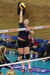 FAR 0 v 3 SCO (27, 24, 17), CEV 2016 European Championships - U19 Women's Finals, University of Edinburgh, Centre for Sport and Exercise, 2 April 2016.   © Lynne Marshall   http://www.volleyballphotos.co.uk/2016/CEVFIVB/SCD-U19W/FAR-SCO