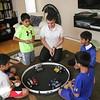 Mark, Jack, Nikhil, Rayan