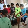 Liam, Rohit, Rahul, Nikhil, Camp