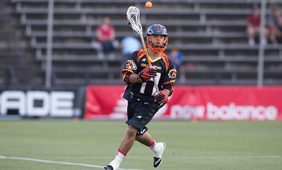 MLL: Boston Cannons at Atlanta Blaze