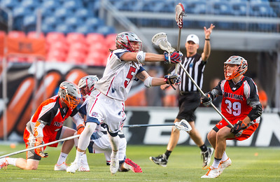 Boston vs Denver MLL