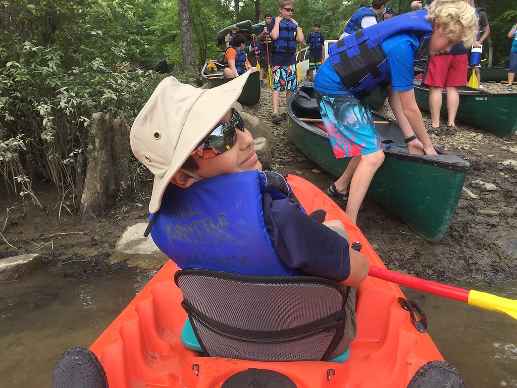 May 2016 Canoe and Kayak Campout
