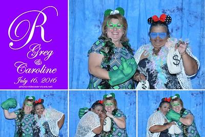Caroline & Greg