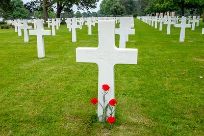 PJ The American Cemetery - Doug Hansmann