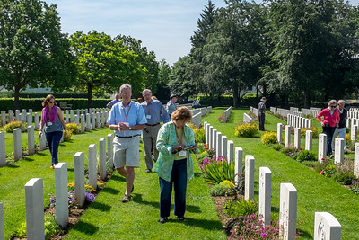 PJ Normandy English Cemetery - Doug Hansmann (2)