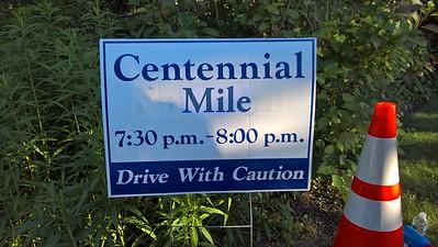 Centennial Mile
