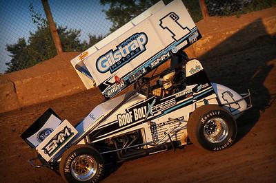 Chandler Motor Speedway; Racesaver 305 Sprints Special