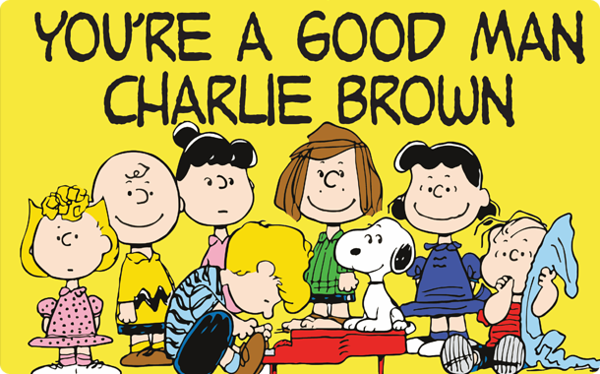 Charlie Brown Backstage