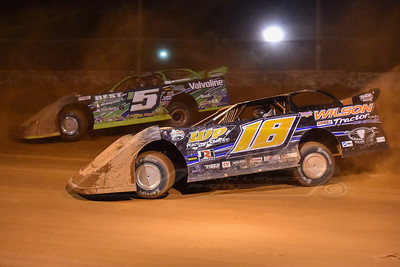 Brett Hamm (18) and Brandon Sheppard (B5)