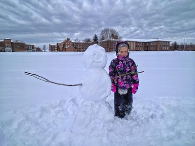 Uncle Snowman