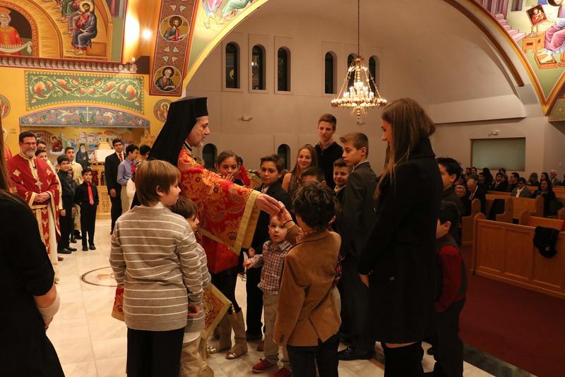 Christmas Eve Vesperal Liturgy