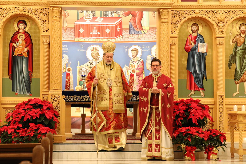 Christmas Eve Vesperal Liturgy