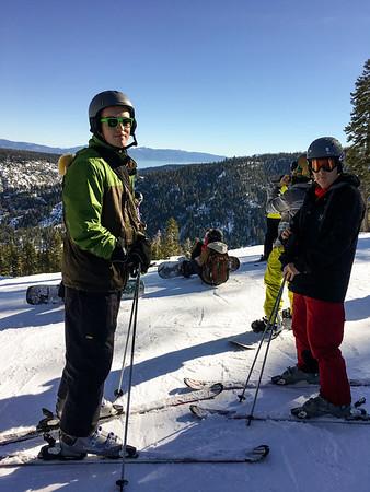 Christmas Skiing Holiday 2016