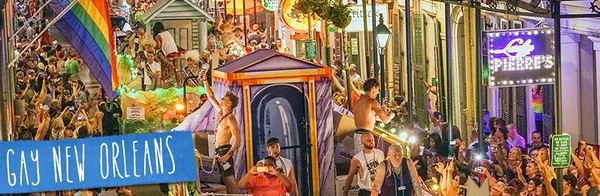 Chuck Pfoutz Presents: New Orleans Pride 2016