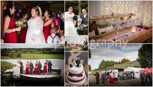Breckenhill: Country Wedding Reception Venue - Jude & David