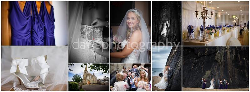 Manor House Kilrea Wedding - Sara + David