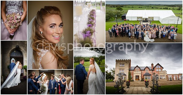 Marquee Wedding Photography - Leanne + Chris