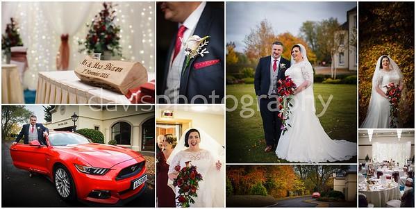 Roe Park Resort Wedding - Leann + Jon