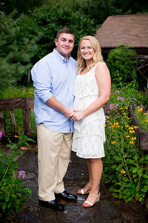 Colleen + Mike: UNCA Engagement Session