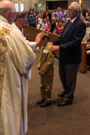Communion/Confirmation Mass- April 17, 2016 (Set 2)