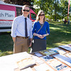 Brian and Stephanie Taylor represent JW.org at Affinity Health Plans Third Annual Family Fall Festival in Downing Park on Saturday, September 24, 2016 in Newburgh, NY. Hudson Valley Press/CHUCK STEWART, JR.