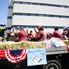 The Ladies Auxiliary of the Exempt Firemen participated in the annual Father's Day Parade held in Poughkeepsie on Saturday, June 18, 2016. Hudson Valley Press/CHUCK STEWART, JR.