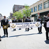 Members of the Nimrod Lodge No. 96 F&AMPH participated in the annual Father's Day Parade held in Poughkeepsie on Saturday, June 18, 2016. Hudson Valley Press/CHUCK STEWART, JR.
