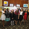 The Newburgh Girl Power Program at St. George's Episcopal Church held their third annual Leadership Awards Dinner on Friday, November 11, 2016 at the Powelton Club in Newburgh, NY. Photo Credit: CHUCK STEWART, JR.