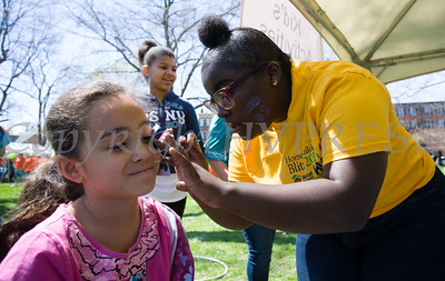 Habitat for Humanity of Greater Newburgh held its 17th Annual Walk for Housing in the City of Newburgh on Sunday, April 17, 2016. Hudson Valley Press/CHUCK STEWART, JR.