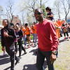 Hundreds of people participated in Habitat for Humanity of Greater Newburgh's 17th Annual Walk for Housing in the City of Newburgh on Sunday, April 17, 2016. Hudson Valley Press/CHUCK STEWART, JR.