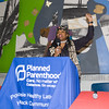 Ozie Wiliams offers remarks as the Poughkeepsie Healthy Black and Latino Coalition celebrated Black History Month with a Healthy Living Expo at the Family Partnership Center in Poughkeepsie, NY on Saturday, February 27, 2016. Hudson Valley Press/CHUCK STEWART, JR.