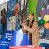 Wilfredo Morel offers remarks as the Poughkeepsie Healthy Black and Latino Coalition celebrated Black History Month with a Healthy Living Expo at the Family Partnership Center in Poughkeepsie, NY on Saturday, February 27, 2016. Hudson Valley Press/CHUCK STEWART, JR.