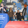 US Rep. Sean Patrick Maloney (NY-18) offers remarks as the Poughkeepsie Healthy Black and Latino Coalition celebrated Black History Month with a Healthy Living Expo at the Family Partnership Center in Poughkeepsie, NY on Saturday, February 27, 2016. Hudson Valley Press/CHUCK STEWART, JR.