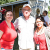 Annette Marzan of Planned Parenthood Mid Hudson Valley, Poughkeepsie Mayor Rob Rolison and Gabriela Owen at the Poughkeepsie Healthy Black and Latino Coalition celebration of Hispanic Heritage Month at the Hispanic Heritage Festival on Saturday, September 17, 2016 at Mansion Square Park in Poughkeepsie, NY. Hudson Valley Press/CHUCK STEWART, JR.